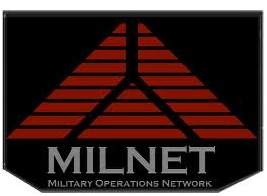 Milnet page graphic
